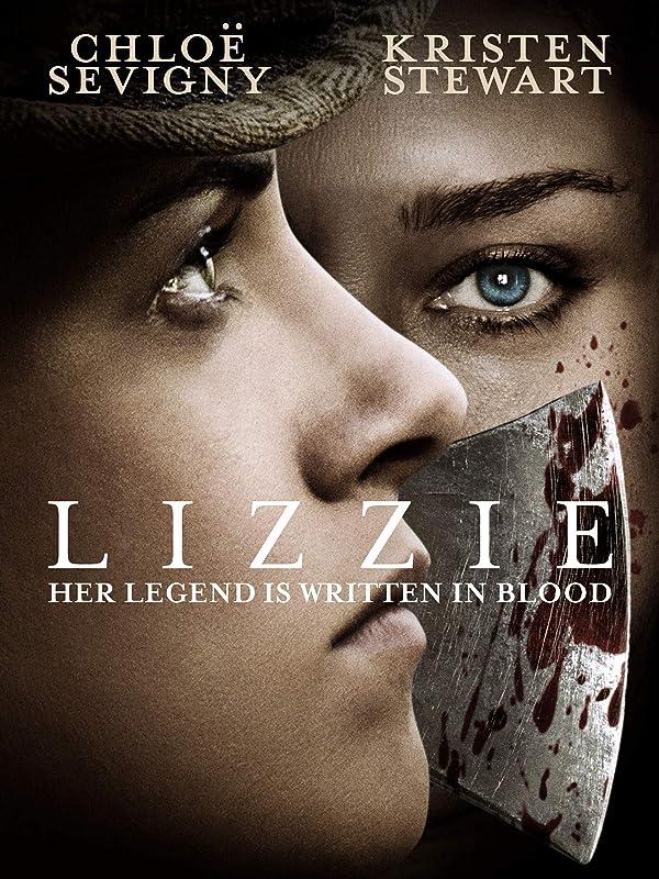 Lizzie - <strong>Kristen Stewart</strong>