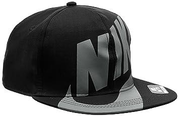 photos officielles 54264 4c3af Nike SB Cap - Casquette - Garçon - Noir (Black) - One Size ...