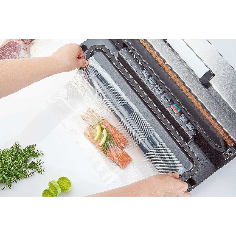 Sac sous vide cuisson saumon frais sous vide with sac - Sac machine sous vide ...
