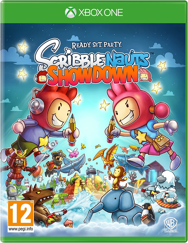 Scribblenauts Showdown (Xbox One) (New): Amazon.es: Videojuegos