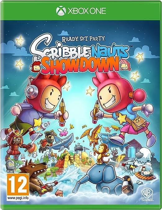 Scribblenauts Showdown (Xbox One): Amazon.co.uk: PC & Video Games