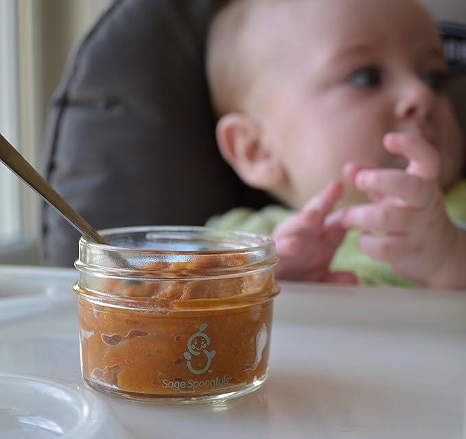 Amazon.com: Sage Spoonfuls almacenamiento de alimentos de ...