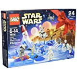 LEGO Star Wars 75146 Advent Calendar Building Kit (282-Piece)