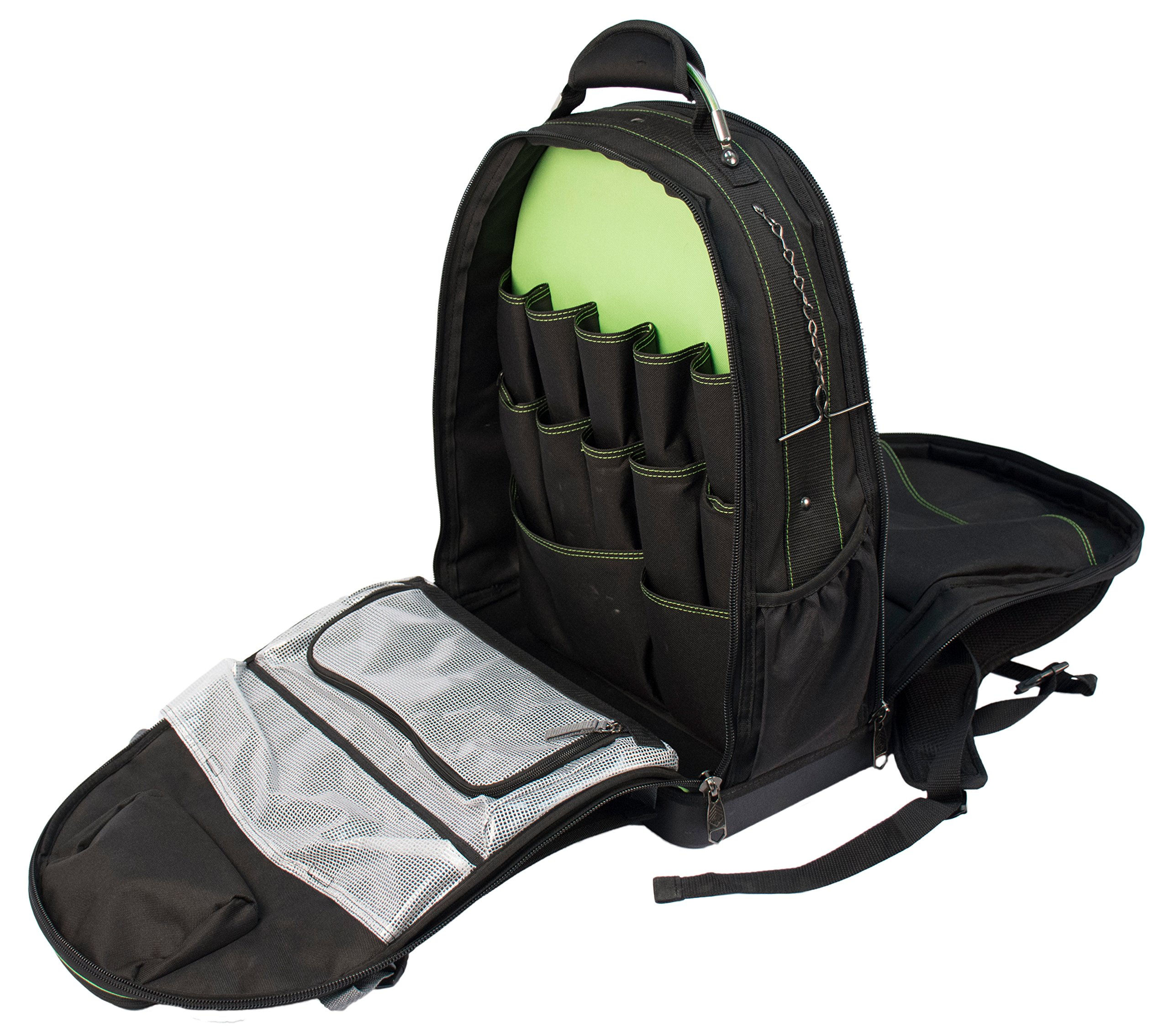 Greenlee 0158-26 Professional Tool Backpack