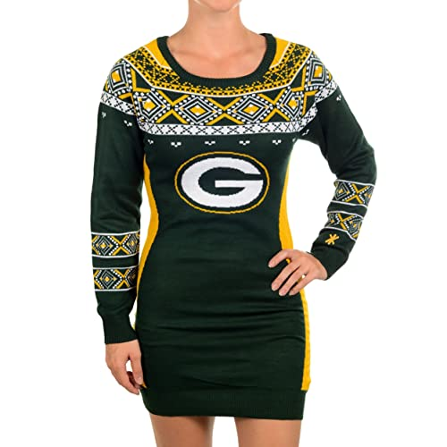 Green Bay Packers Ugly Christmas Sweaters
