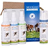 MooGoo Travel Pack with Full Cream Moisturiser