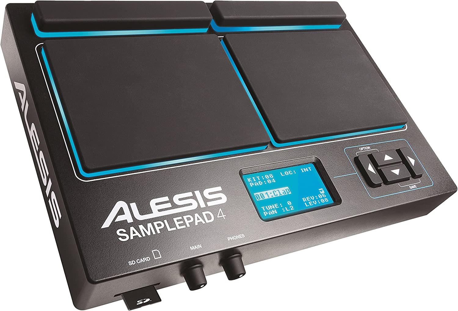Alesis Sample Pad 4- Best Compact