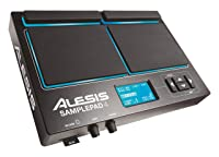 Alesis Percussion Effect, Black, 4-pad (SamplePad 4)