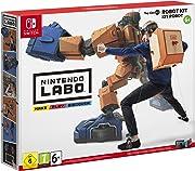 Nintendo Labo è il perfetto incontro tra i videogame e i giochi di manualità. Trasforma fogli di cartone in creazioni interattive   progettate per funzionare con la console Nintendo Switch.