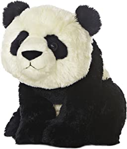 """Aurora World Destination - 12"""" Panda, Multicolor"""