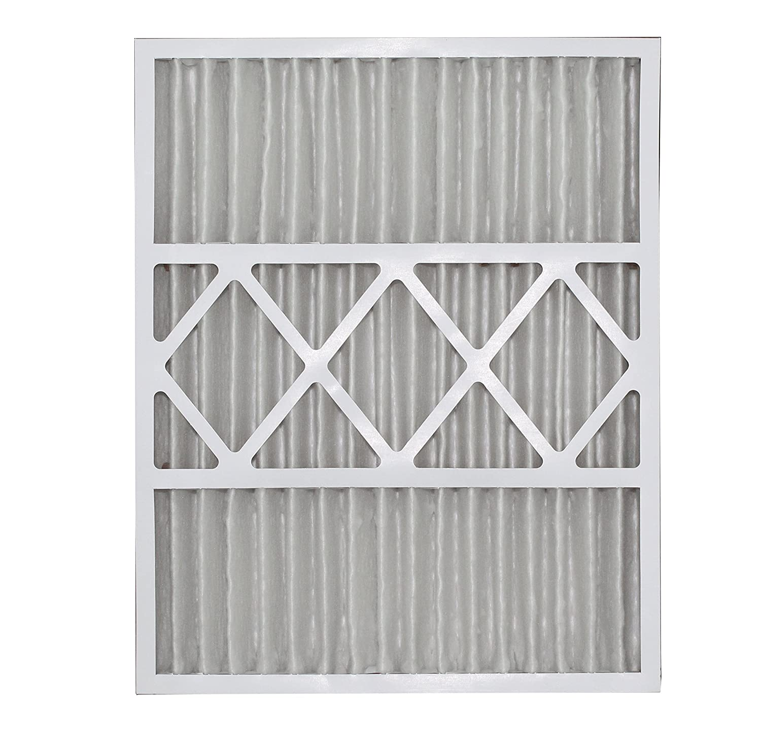 2-Pack Filtration Group Made in the USA Environmental Air Aerostar 20x25x5 MERV 11 Honeywell Replacement Pleated Air Filter