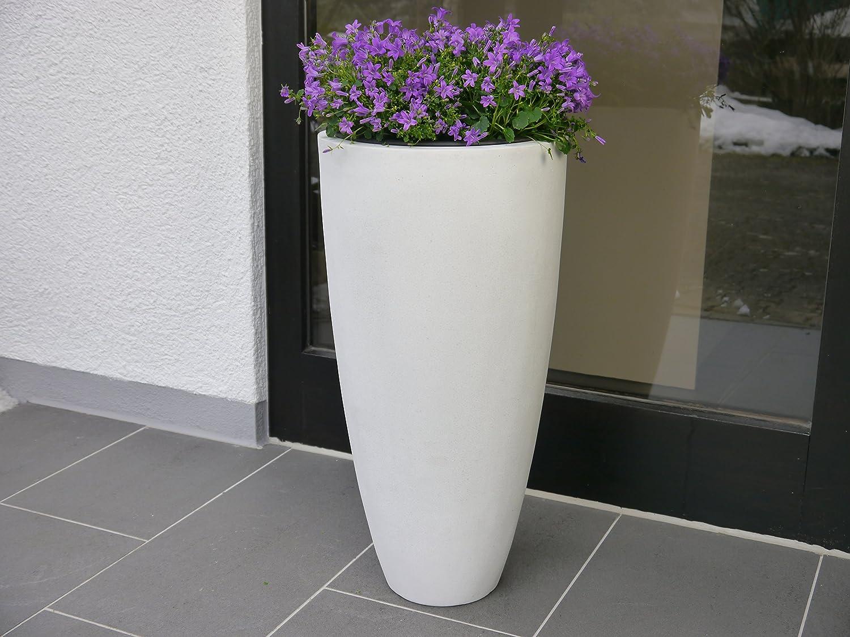 CIGAR - Pflanzkübel aus Fiberglas, Blumenkübel, Pflanzgefäß ...