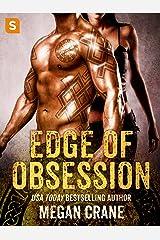 Edge of Obsession: (Viking Dystopian Romance) Kindle Edition