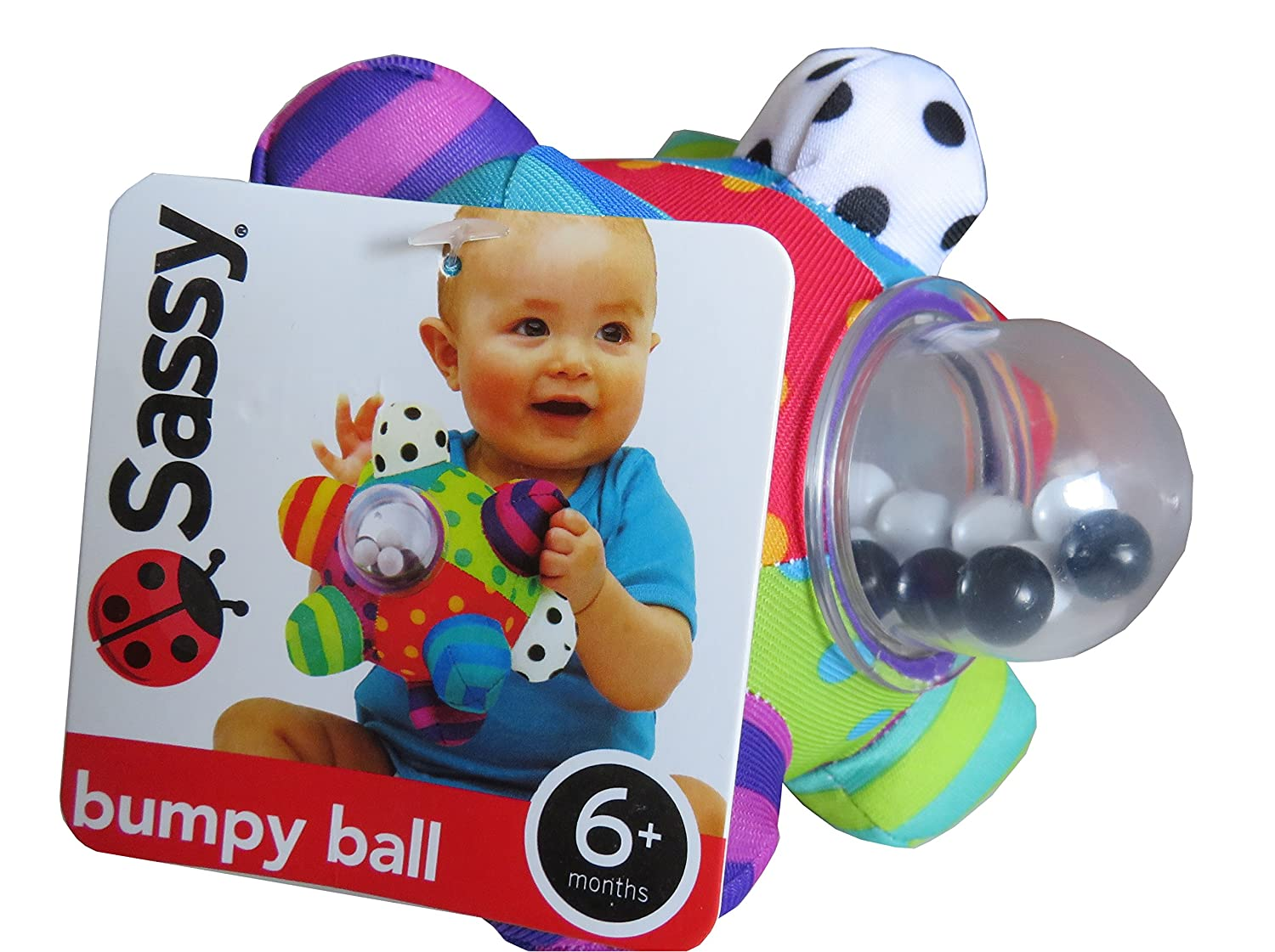 758763c05 Amazon.com   Sassy Bumpy Ball   Baby