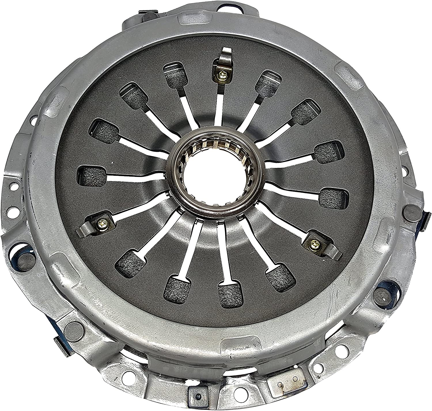 Clutch Kit works with Nissan Pathfinder Se Le Xe Sport Utility 4-Door 2001-2003 3.5L 3498CC V6 GAS DOHC Naturally Aspirated