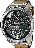 Diesel Machinus Analog Black Dial Men's Watch - DZ7359