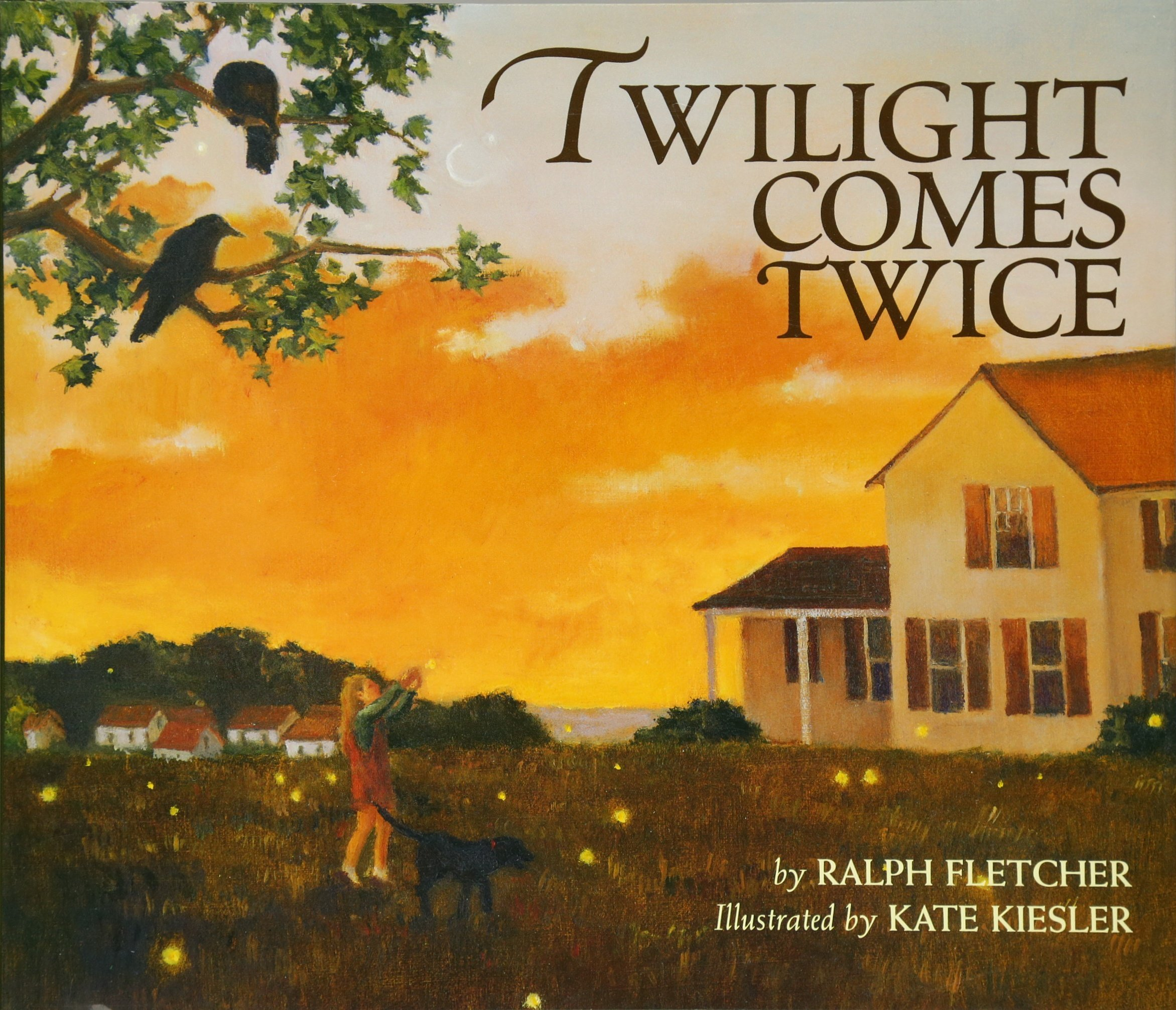 Amazon.com: Twilight Comes Twice (0046442848268): Ralph Fletcher, Kate  Kiesler: Books