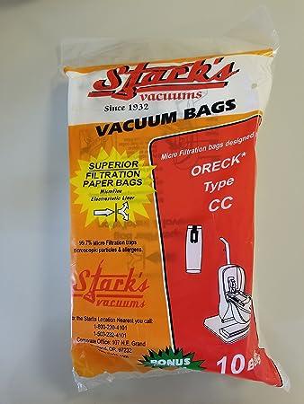 Amazon.com: Starks vacuums - Bolsas de aspiradora Oreck ...