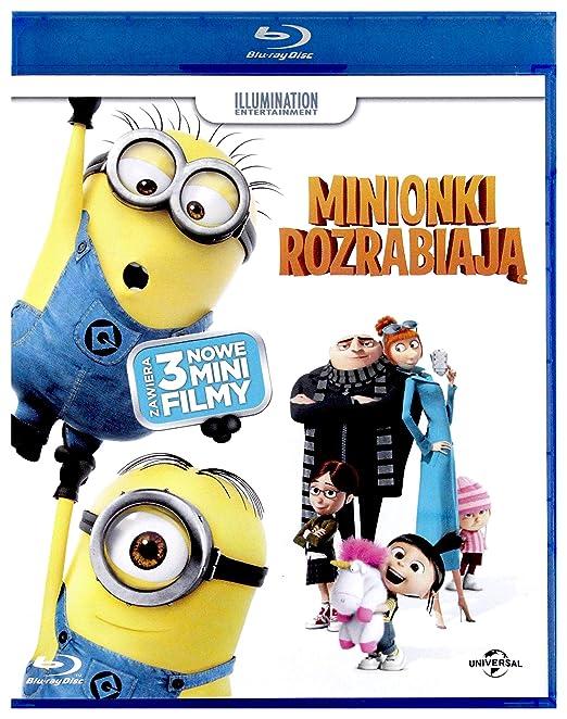 Gru 2: Mi villano favorito Blu-Ray Region Free Audio español ...