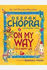 On My Way To A Happy Life Hardcover