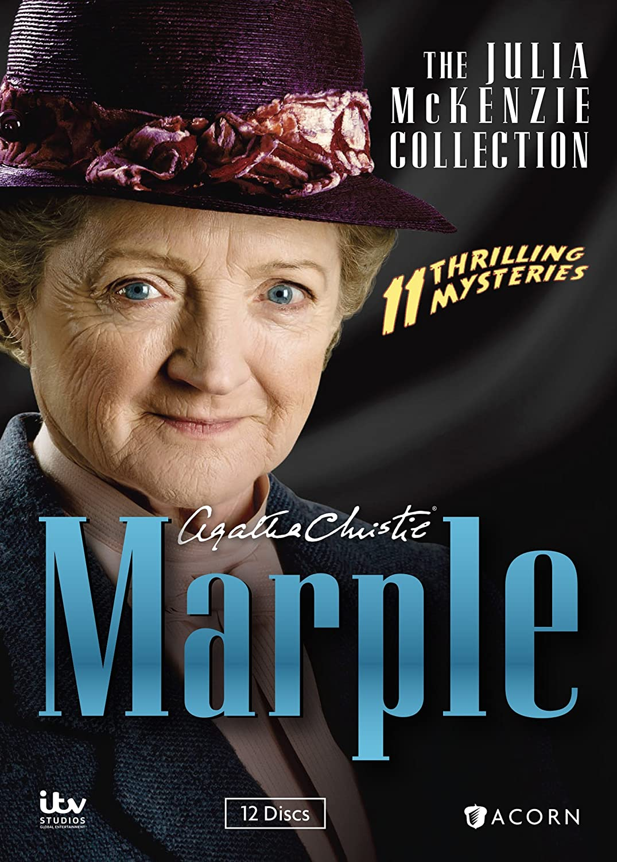 Agatha Christie's Marple: The Julia McKenzie Collection Jemma Redgrave Matthew Macfadyen Rupert Graves British TV