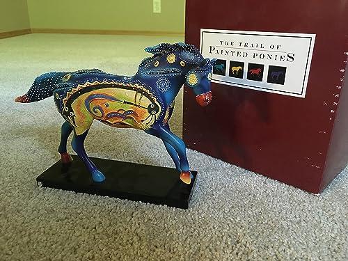 Westland Giftware Trail of Painted Ponies – Kokopelli Pony 1508