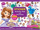 Bendon Disney Sofia The First Ultimate Sticker Activity Pad  sc 1 st  Amazon.com & Amazon.com: Playhut Sofia The First Princess Castle Tent: Toys u0026 Games
