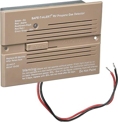 MTI INDUSTRIES 40442PBR 12V Propane Gas Detector