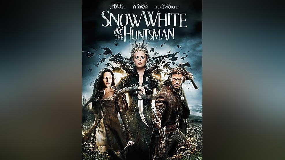 Snow White & The Huntsman (4K UHD) [dt./OV]