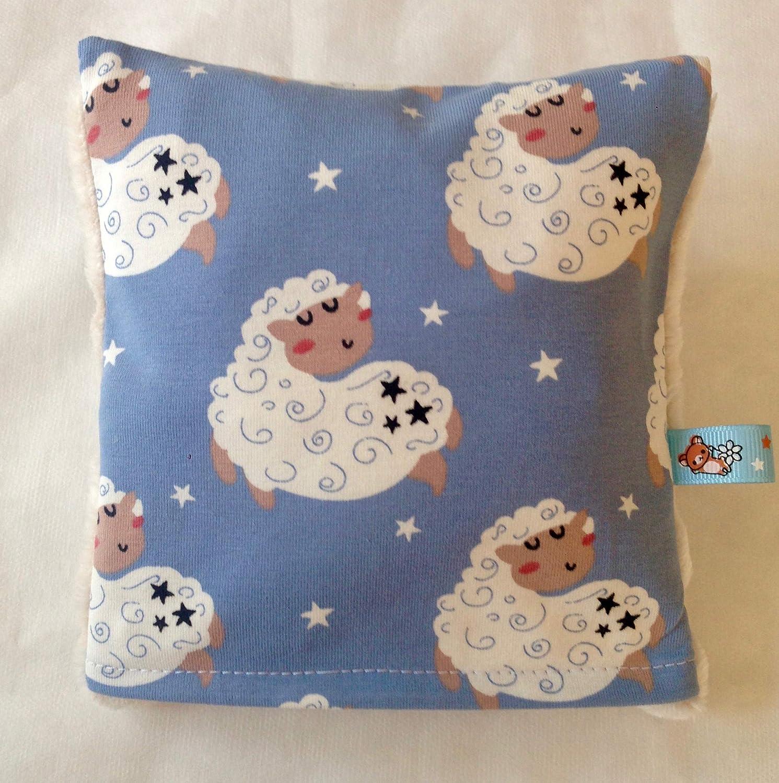 Kleines Schlafkissen Lavendel für Kinder,Kindergarten, Schlafhilfe, Nachtkissen,Kräuter kissen, Lavendelkissen, Geschenk, handmade Deutschland, baby, Geschenk, Weihnachten Kräuter kissen