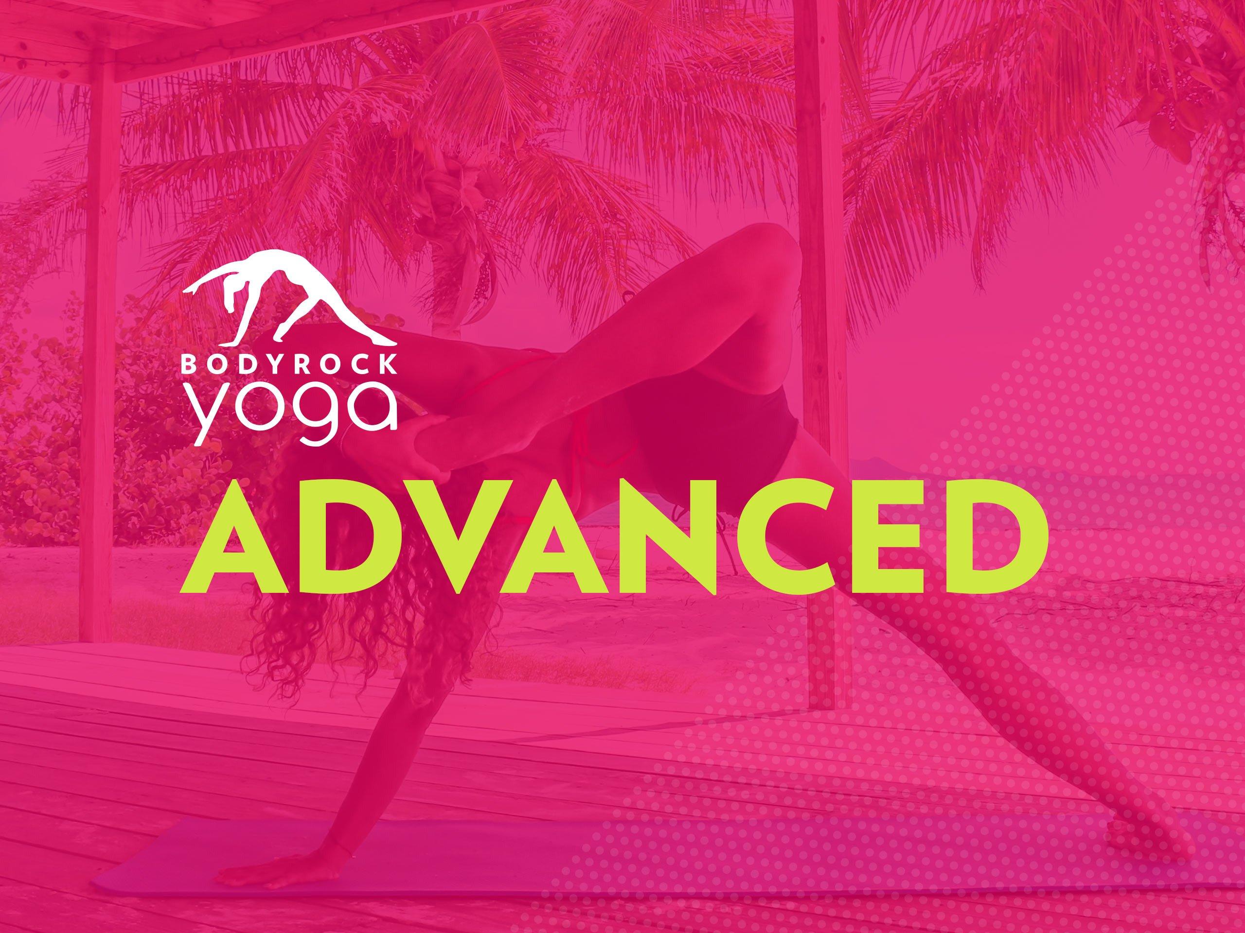Amazon.com: Advanced Yoga   Season 1