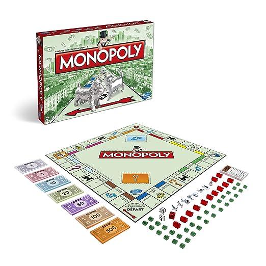 774 opinioni per Monopoly 94470- Gioco da Tavolo, Versione Francese