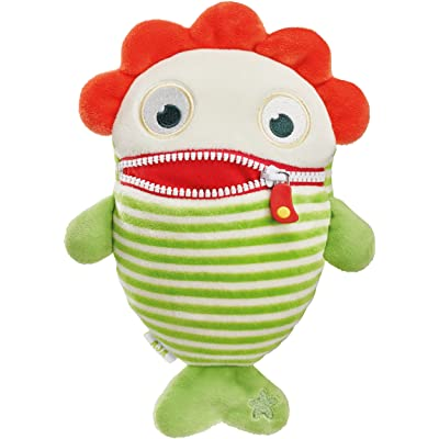 "Schmidt 42478"" Junior Aja Worry Eater Soft Toy, Multicolour: Toys & Games"