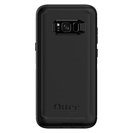 new concept 8375c 4b58a OtterBox Defender Series SCREENLESS Edition for Samsung Galaxy S8+ -  Frustration Free Packaging - Black