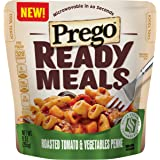 Prego Ready Meals, Roasted Tomato & Vegetable Penne, 9 Ounce (Pack of 6)