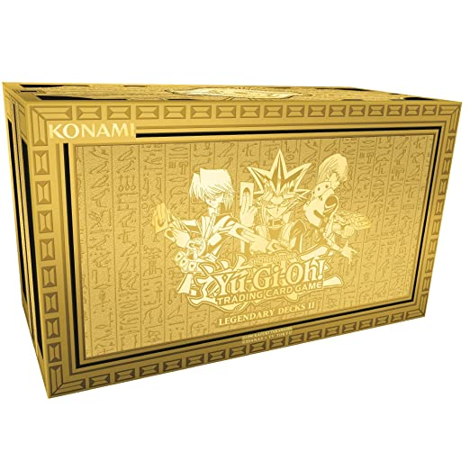 "28 opinioni per Yu-Gi-Oh! Ygo-ld2-en ""Legendary Decks II"" box set."