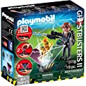 PLAYMOBIL Ghostbuster Peter Venkman Building Set