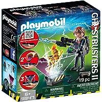 PLAYMOBIL Ghostbuster Peter Venkman Building Set