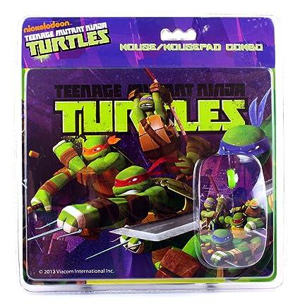 Nickelodeon Teenage Mutant Ninja Turtles Combo de ...