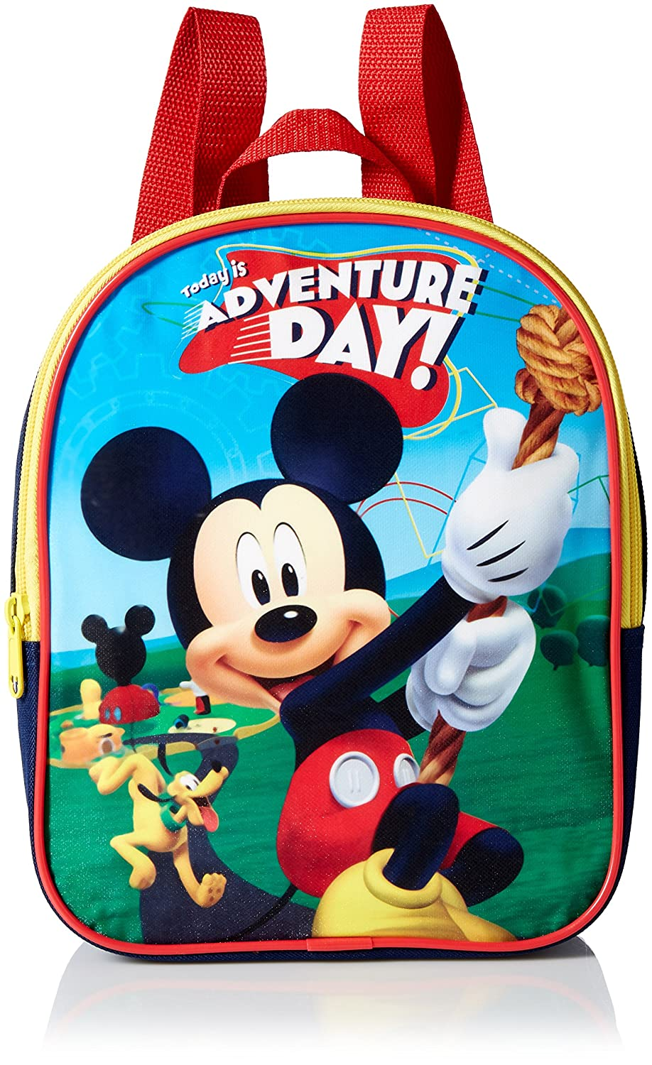 Disney Mickey Mouse Adventure Backpack Image 1