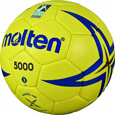 MOLTEN Handball H3x5000 (5001) - Pelota de Balonmano, Color ...