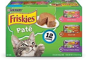 Purina Friskies Gravy Wet Cat Food Variety Pack; Gravy Sensations Surfin' & Turfin' Pouches
