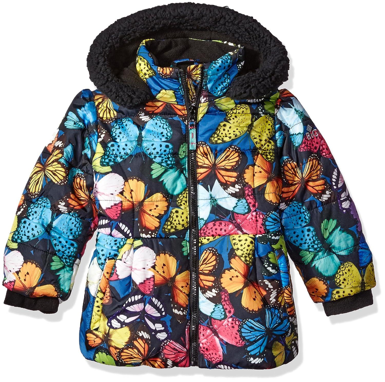 Big Chill Girls' Printed Bubble Jacket Big Chill Children' s Apparel BG764298