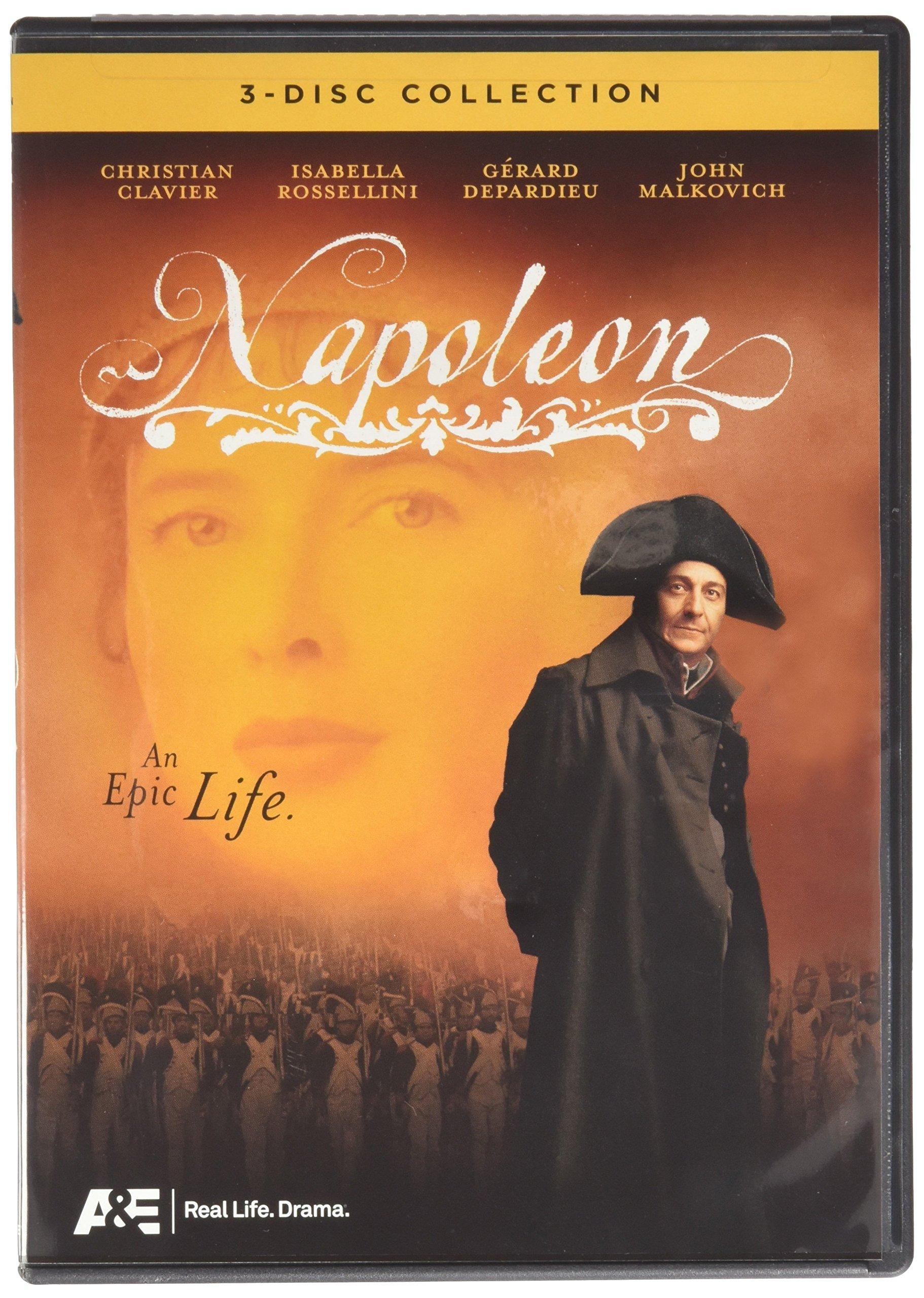 Napoleon (TV Miniseries) (3-Disc Collector's Edition) by A&E