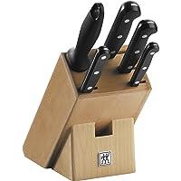 Zwilling Twın Gourmet Blok Bıçak Set,Paslanmaz Çelik Ve Ahşap,Siyah