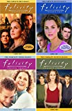 Felicity Complete Series Seasons 1 2 3 4 DVD - OUT OF PRINT - Keri Russell