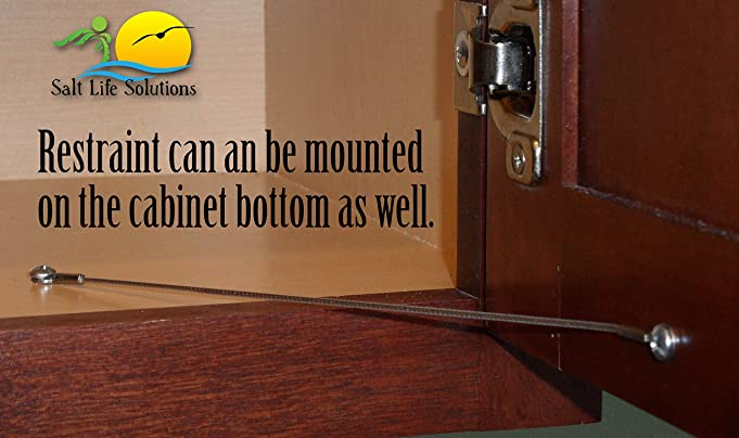 Cabinet Door Limiter & Image May Show A Similar Article Please ...