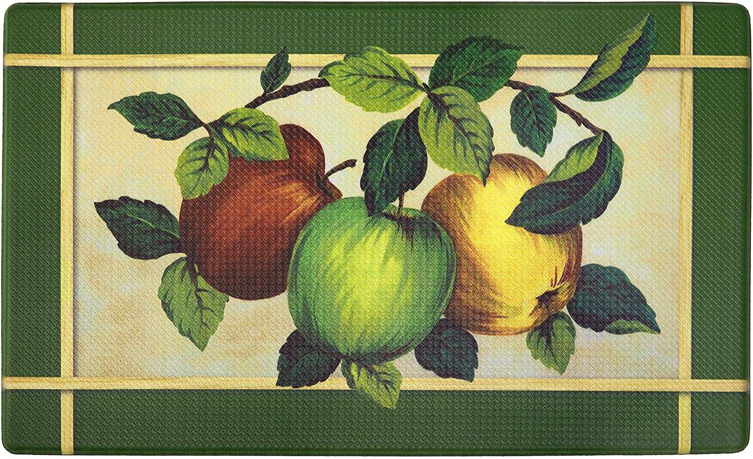 "Achim Home Furnishings Apple Orchard Anti Fatigue Mat, 18"" x 30"""