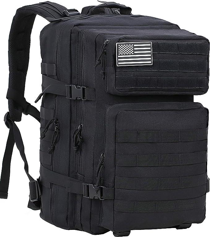 Luckin Packin Tactical Backpack