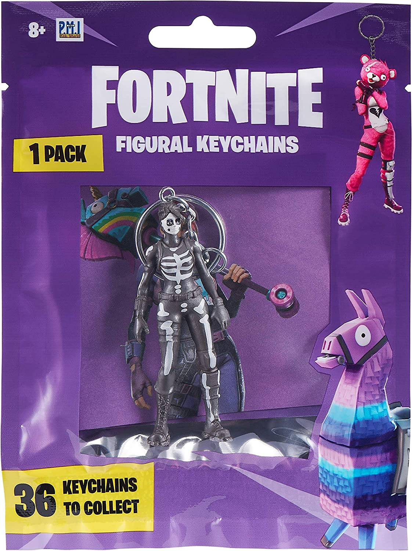 Amazon.com: Fortnite - Juego de llaveros: Toys & Games